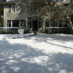 artificial snow making for your yard