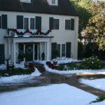 host a snow party at your home